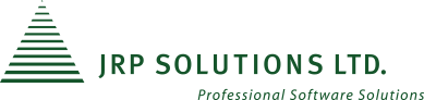 JRP Solutions Logo, SNAP Data Collection Systems